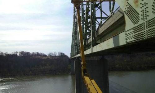 Bridge Inspection - SR 135 over Ohio River