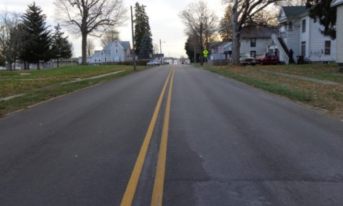 Right-of-Way - US 20 Roadway Reconstruction